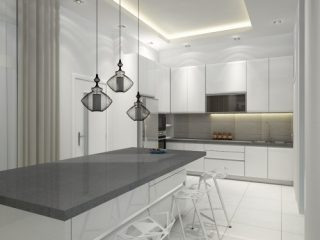 Kitchen Sample Unit 5