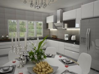 Kitchen Sample Unit 1