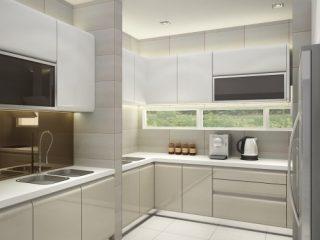 Kitchen Sample Unit 2